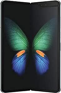 Samsung - Galaxy Fold SM-F900U - Space Silver - Unlocked AT&T Model GSM (US Warranty) (Renewed)