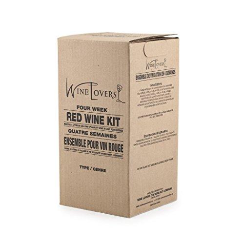 Wine Lovers Wine Making Kit (Pinot Grigio)