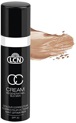 Lcn rigenerante Silk Skin CC Cream, 30ml, Soft Caramel Wilde GmbH 90252