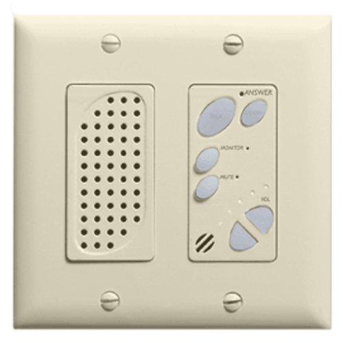 On-Q IC1004LA Intercom Room Unit, Indoor, Light Almond