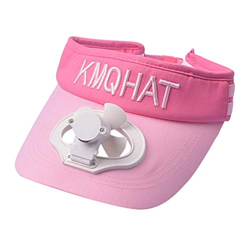 (Fan Hat Ponytail Vintage Sports Glitter Messy High Bun Hat Ponycaps Adjustable Trucker Baseball Cap (Pink, 52-58CM))