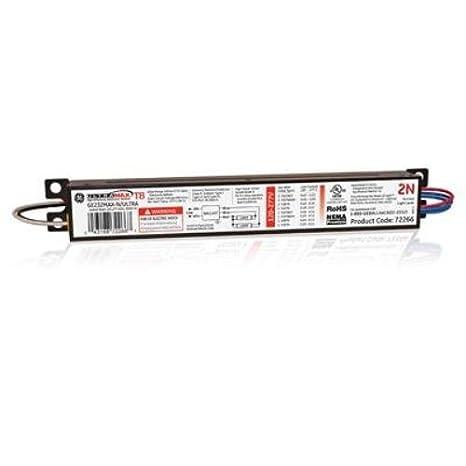 GE Lighting 72266 GE232MAX-N/ULTRA 120/277-Volt UltraMax Electronic