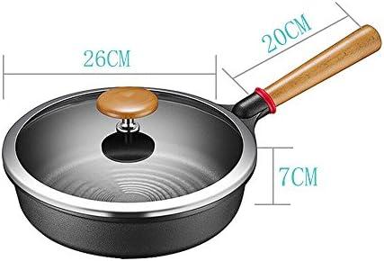 NYDZDM -Poêle à Frire antiadhésive Pan 26cm Omelette à Steak