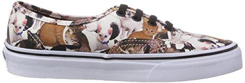 Furgoni Autentici Donne Noi 6 Sneakers Multi Colore