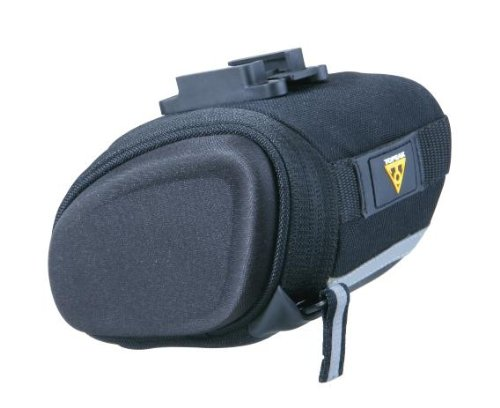 - Topeak Sidekick Wedge Seat Bag, Black, Small