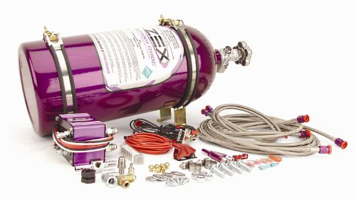 Competition Cams 82023 ZEX Wet Nitrous Oxide System
