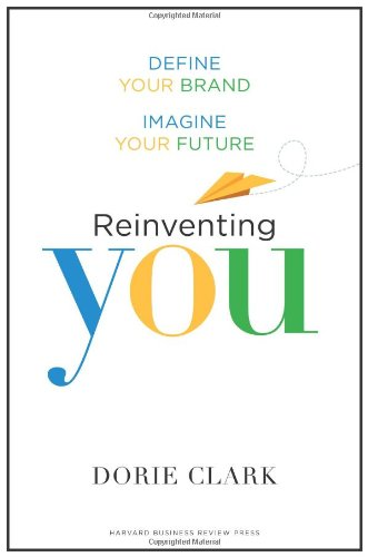 Reinventing You Define Imagine Future