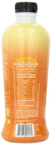 FRS Healthy Energy Liquid Concentrate, Low Cal Orange, 32-Ounce Bottle