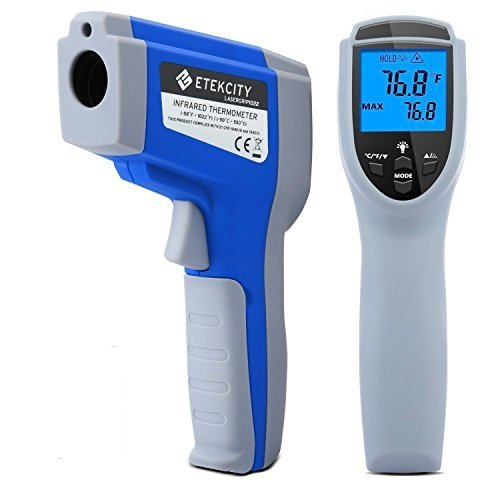 Etekcity Non contact Thermometer Adjustable Refurbished