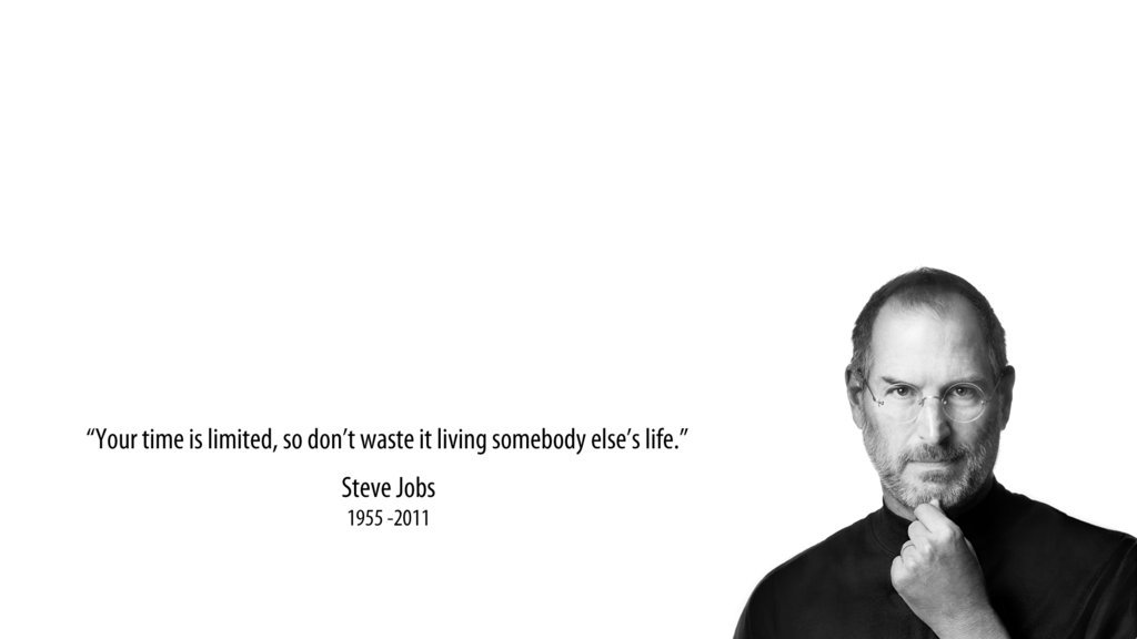 Steve Jobs Motivationalポスター12