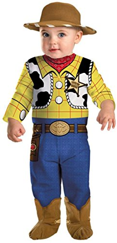 [Morris Costumes TOY STORY WOODY INFANT, 12-18MO] (Woody Toy Story Costume Baby)