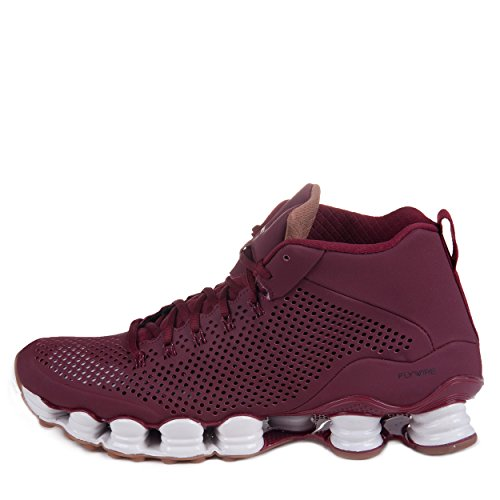 on sale ba0ca a96ba Nike Shox TLX MID SP Mens Running Training Shoes Team Red ...