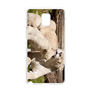 Lions Family Hot Seller High Quality Case Cove For Samsung Galaxy Note4