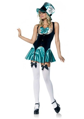 53004 (M/L) Sexy Mad Hatter Costume (Sexy Mad Hatter Costumes)