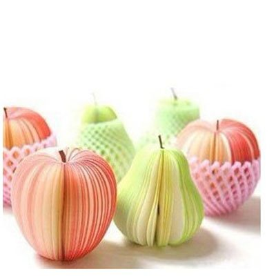 Gadfly-2 Ps Fruit Note Memo Pads Portable Scratch Paper Note