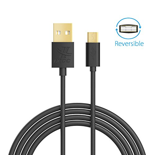 iXCC Freedom Serie 10ft Micro USB to USB 2.0 Charge and Sync