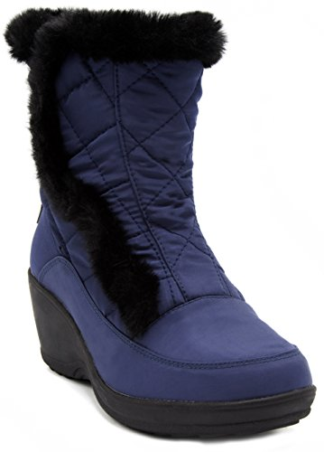 Pictures of London Fog Womens Tower Waterproof Cold Weather 2