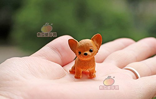 PET Pug Puppy Dog Cute 1/12 Dollhouse Miniature Animal