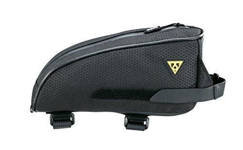 - Topeak (TBP-TL1B) Toploader Top Tube / Head Tube 0.75 Liter Black Mount Bike Packing Bag