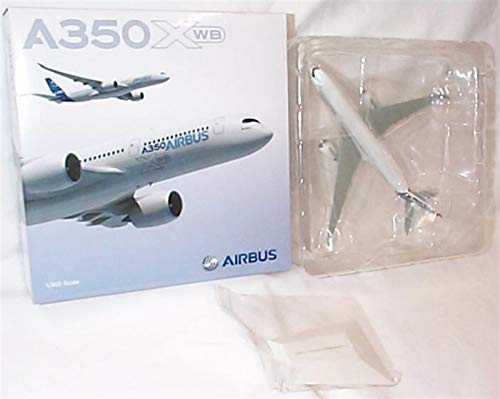 Dragon Models Airbus A350 XWB - 2011 Livery Diecast Aircraft, Scale 1:400