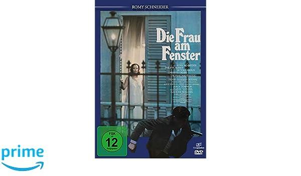 Die Frau am Fenster (Filmjuwelen) [Alemania] [DVD]: Amazon.es: Romy Schneider, Philippe Noiret, Victor Lanoux, Umberto Orsini, Gastone Moschin, ...