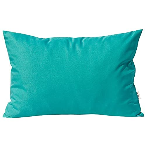 Teal Decorative Bed Pillow Amazon Simple Teal Decorative Bed Pillows
