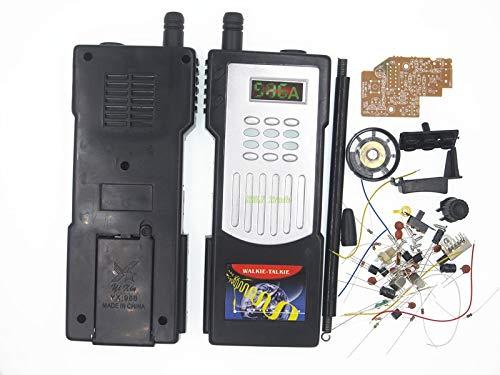 Zamtac Half Duplex intercom intercom kit DIY Training kit Production of Electronic Parts