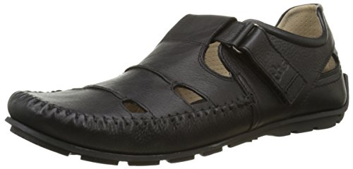 Scampy TBS Black Flats Men's Loafer zZwZ5qP