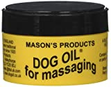 Masons Dog Oil For Massaging Natural 100G For Sale