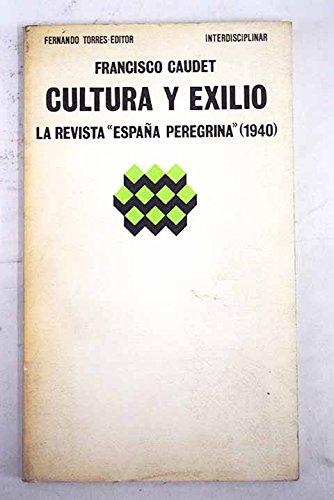 Cultura y exilio: la revista