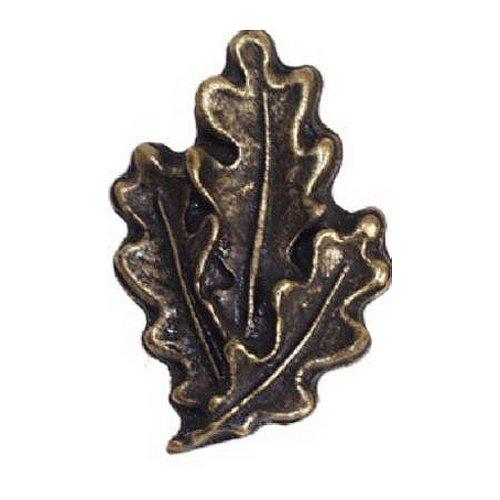 Emenee EE-OR278-ABR Oak Leaf Cabinet Knob (Acorn Cabinet Knob)