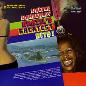 Brazil's Greatest Hits [Vinyl]