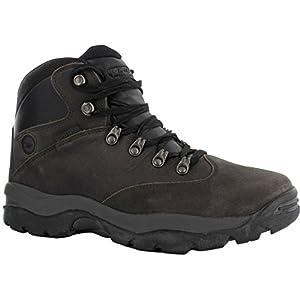HI-TEC OTTAWA WP Mens Hiking Boots (14 US) (Chocolate/Brown/Black)