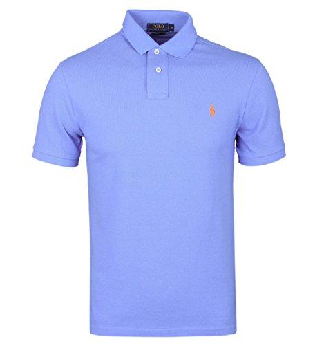 Polo de Ralph Lauren para hombres, de crote clásico Azul azul ...