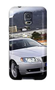 Pamela Sarich's Shop 9629460K96330942 Hot Design Premium Tpu Case Cover Galaxy S5 Protection Case(volvo S80 16)