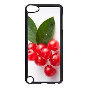 LZHCASE Design Phone Case Cherry For Ipod Touch 5 [Pattern-1] Kimberly Kurzendoerfer