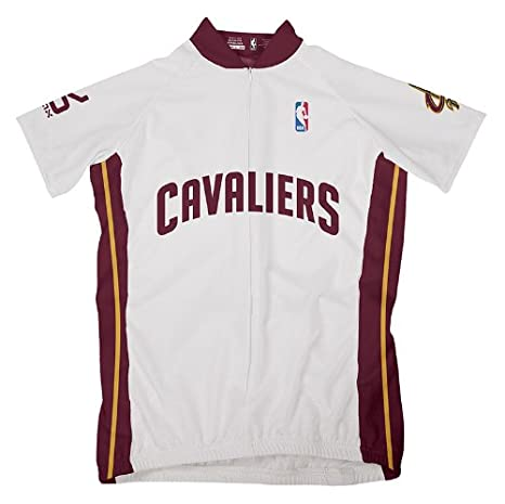 Amazon.com   NBA Cleveland Cavaliers Women s Short Sleeve Cycling ... e8162b571