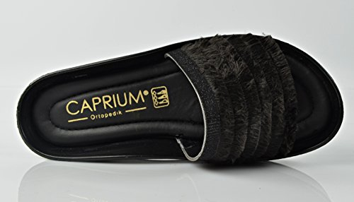 Grau Modell Femme CAPRIUM 2 Mules pxRwPvpCq