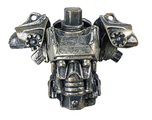 Loot Crate Fallout Build a Figure Power Armor 2 of 6 Upper Body Torso Figure -