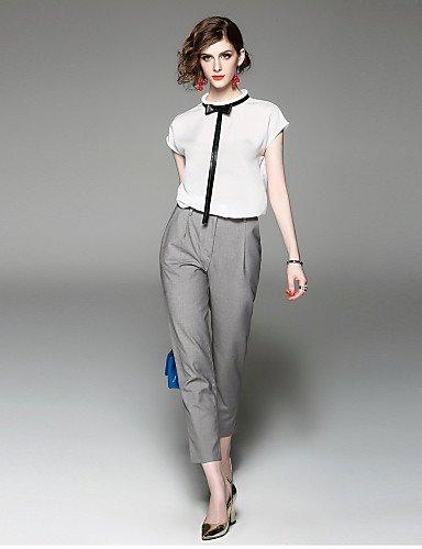 outlet store a6ed1 ea816 PU&PU T-Shirt Pantalone Completi Abbigliamento da Donna ...