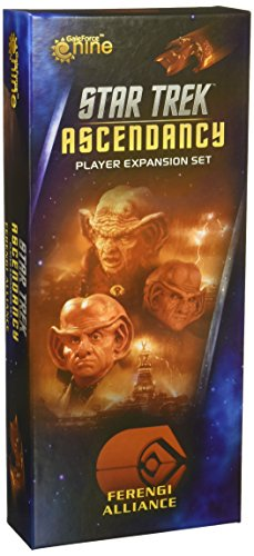 Star Trek Ascendancy Ferengi Expansion Game by Gale Force Nine