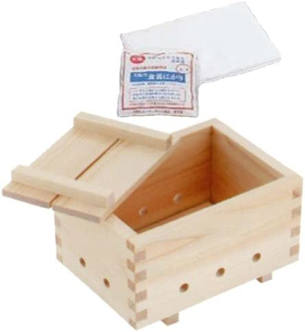 Yamako Cypress Tofu-Making Unit (Japon Import/Le Paquet et Le Manuel sont Écrites en Japonais)