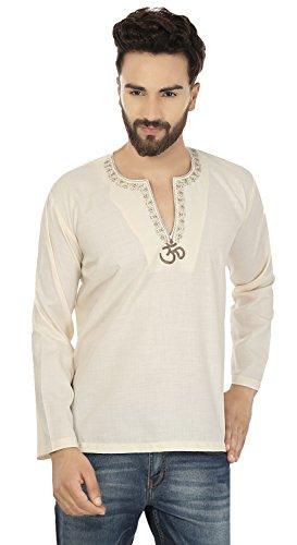 Indian Cotton Shirt - 1