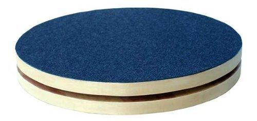 Um Disc, Twist Board, Birke 33 cm Durchmesser von riversedge Produkte