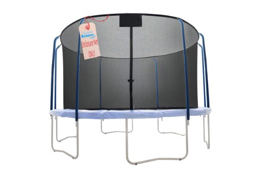 Trampoline Replacement Net, Fits For 15' Round Frames, Using