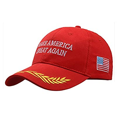 Make America Great Again Hat Donald Trump Campaign Baseball Cap Hat for Unisex Adult