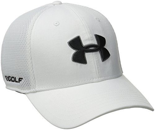 265f3fa07bd Under Armour Men s Golf Mesh Stretch 2.0 Cap - Buy Online in Oman ...