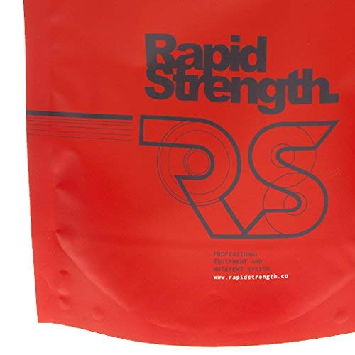 fitnesshealth Rapid Strength L Glutamine Micronised Powder Amino Acid (25g)