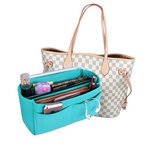 APSOONSELL In Bag Felt Purse Organizer Insert, Tote for sale  Delivered anywhere in USA