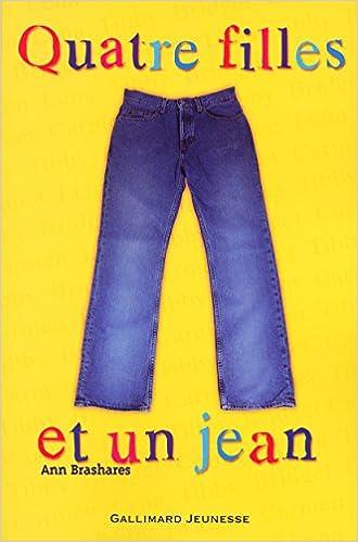 """Résultat de recherche d'images pour """"quatre filles et un jean"""""""
